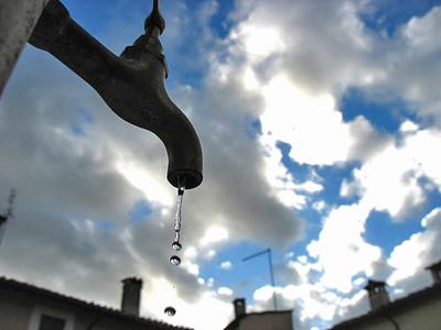 acqua siccità