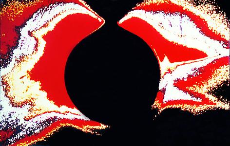 Il sole osservato in raggi X non è una sfera