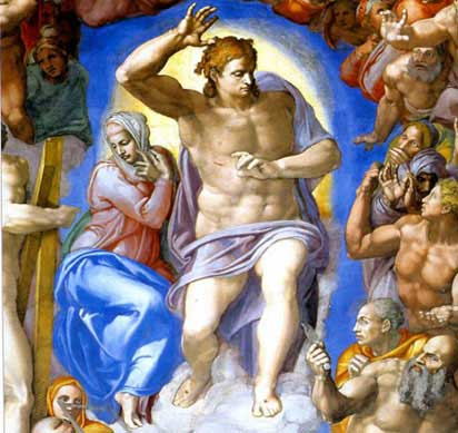 Michelangelo_Christ_las_Judgment