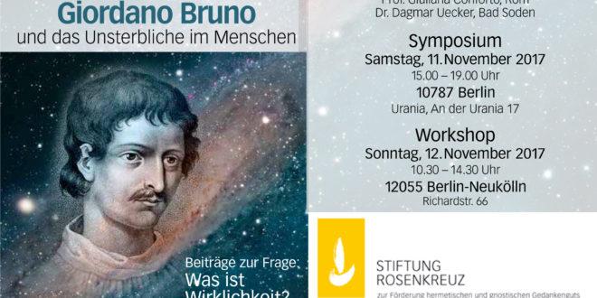 Was ist Wirklichkeit? Symposium in Berlin